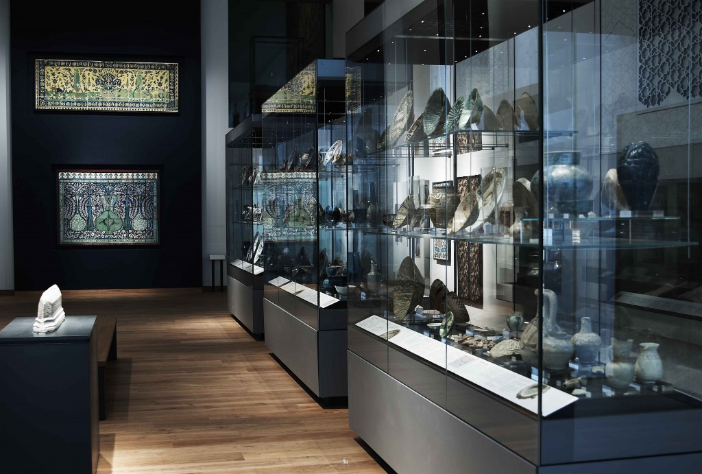 Gallery of Islamic Art (Room 31), opened in 2009