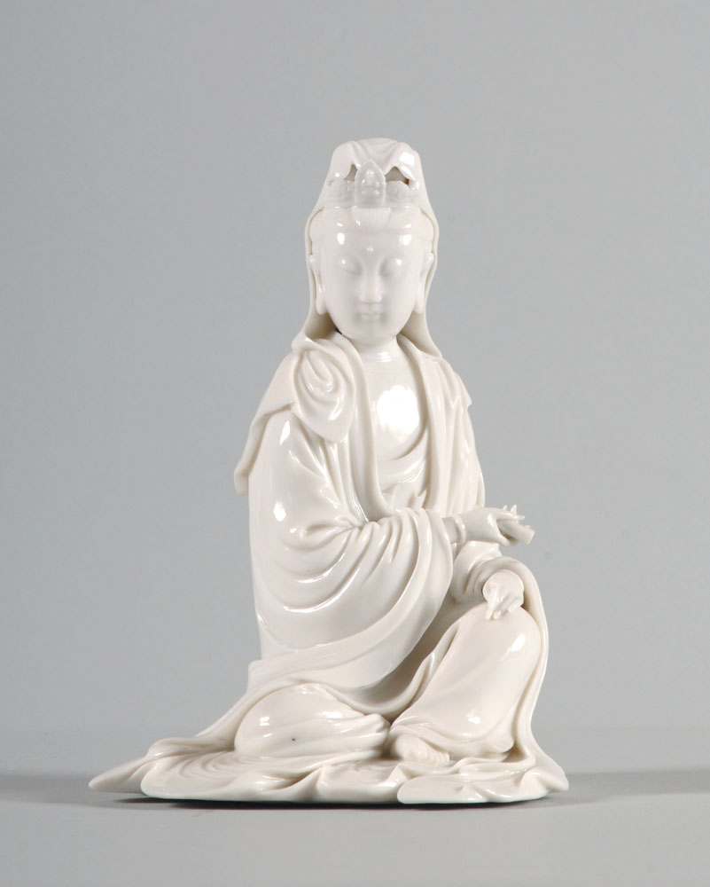 LI1301.398, Bodhisattva Guanyin, China, 18th-century, Lent by the Sir Alan Barlow Collection Trust.