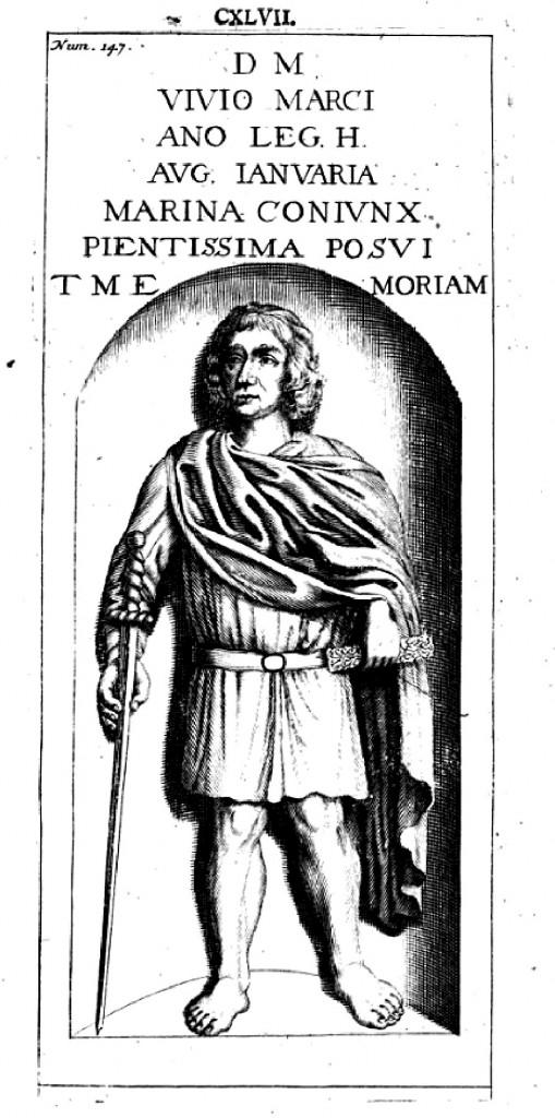 Prideaux 1676 Marmora Oxoniensia