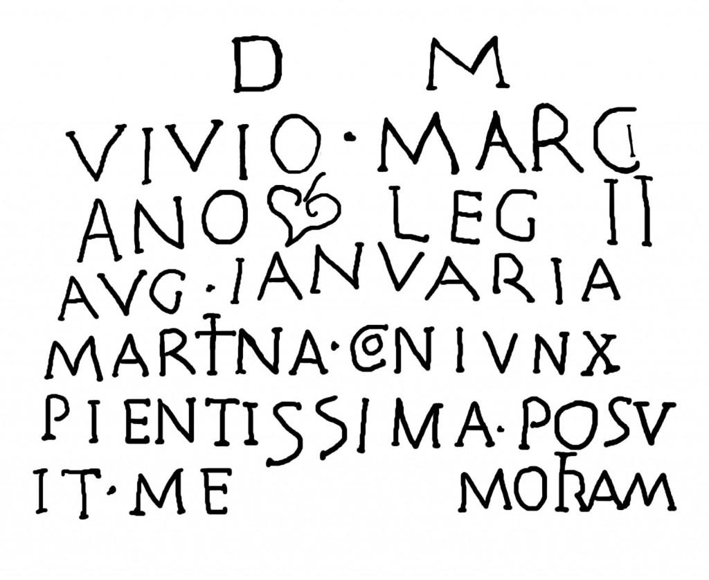 Vivius Marcianus inscr copy