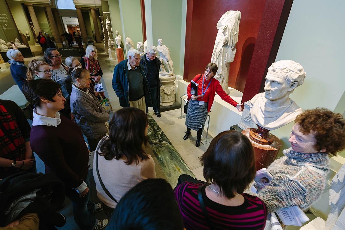 Remembering The Romans @ The Ashmolean by IWPhotographic