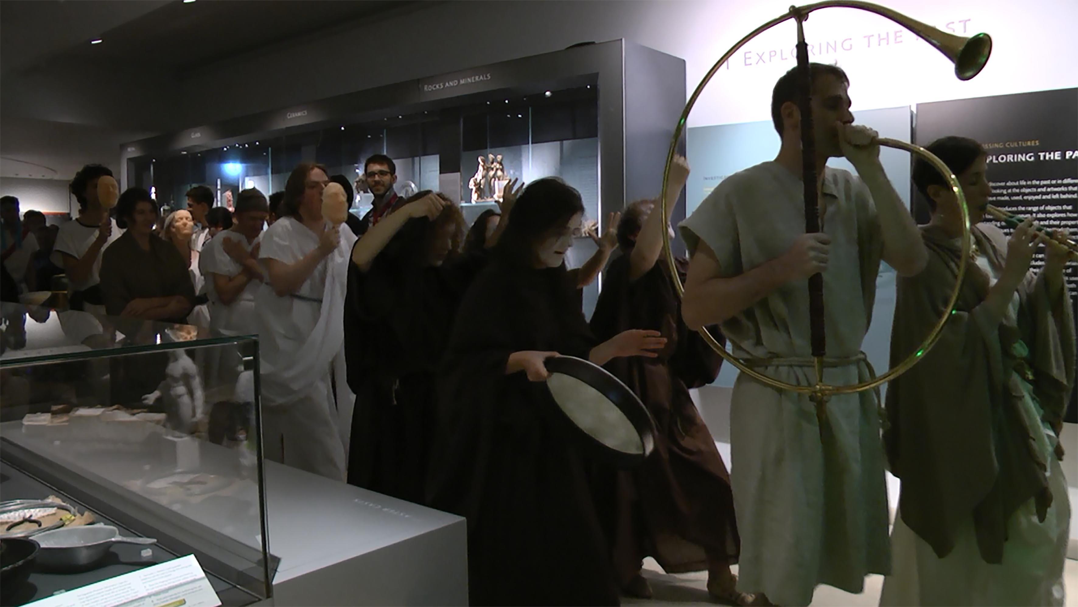 Roman funeral